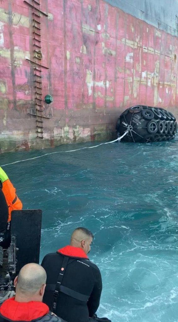 ВМС Ирака обезвредили морскую мину в Персидском заливе