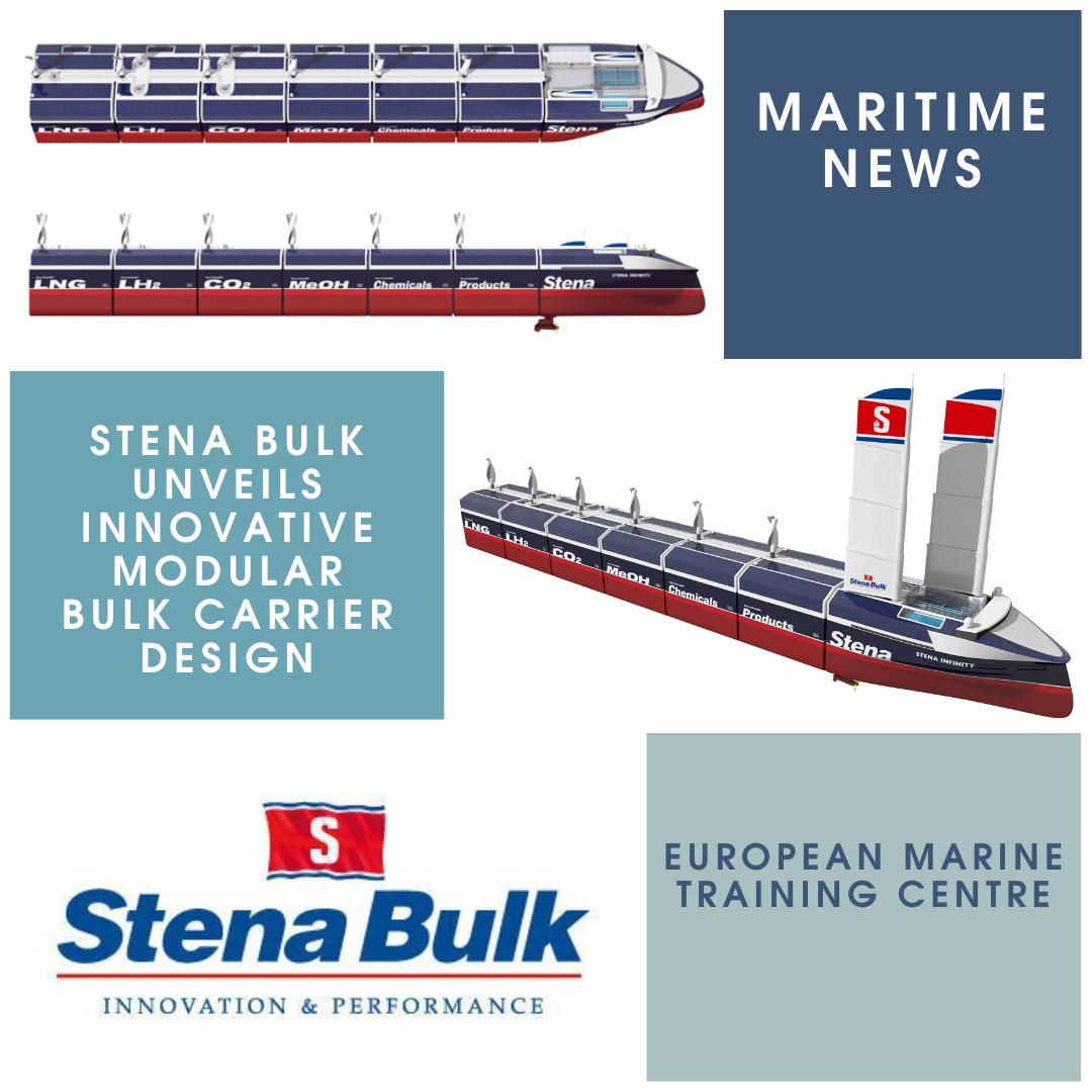stena bulk modular bulker